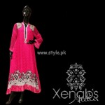 Xenab's Atelier Latest Formal wear Dresses For Women 2012 004
