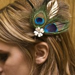 Hair Feather Trends For Women 2012