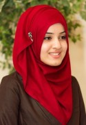 Summer Hijab Designs 2012 For Muslim Women (5)