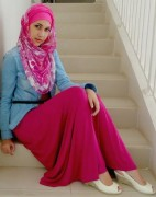Summer Hijab Designs 2012 For Muslim Women (3)