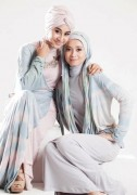 Summer Hijab Designs 2012 For Muslim Women (1)