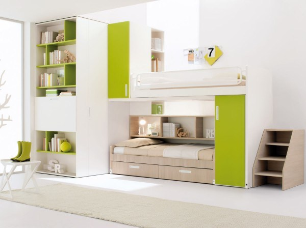 Bedroom Designs Showcase Of Rooms For Teenagers By Clever 03 stylish interior designing furnitures