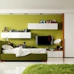 Bedroom Designs Showcase Of Rooms For Teenagers By Clever 08 150x150 stylish interior designing furnitures