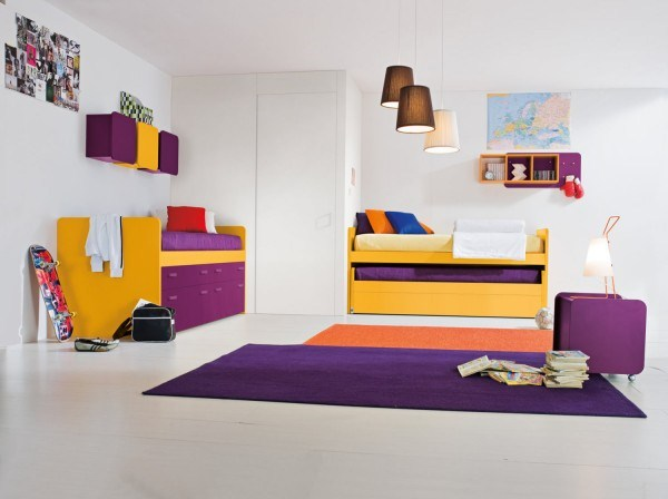 Bedroom designs showcase of rooms for teenagers by for Bedroom showcase