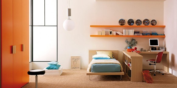 Bedroom designs showcase of rooms for teenagers by clever 12 for Bedroom showcase
