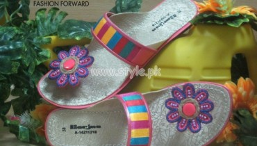 Borjan Shoes Latest Foot Wears For Women 2012 001