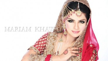 Bridal Make Over Shoot By Mariam Bridal Salon 001