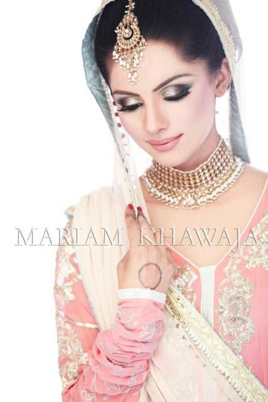 Bridal Make Over Shoot By Mariam Bridal Salon 004