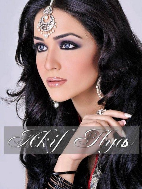 Bridal Makeover And Photography By Akif Ilyas 001