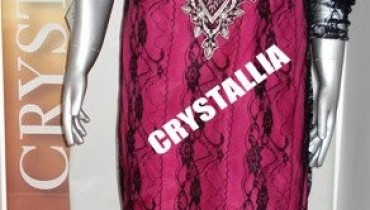 Crystallia Embroidery and Swarovski Collection 2012
