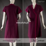 Daaman Latest Casual Wear Kurtas 2012 001 150x150 for women local brands