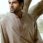 Eden Robe Mens' Shalwar Kameez Collection 2012 New Arrivals 002