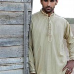 Eden Robe Mens' Shalwar Kameez Collection 2012 New Arrivals 005