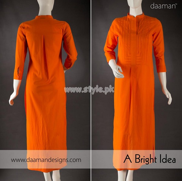 Enjoy This Summer 2012 With Daaman Design 006 for women local brands