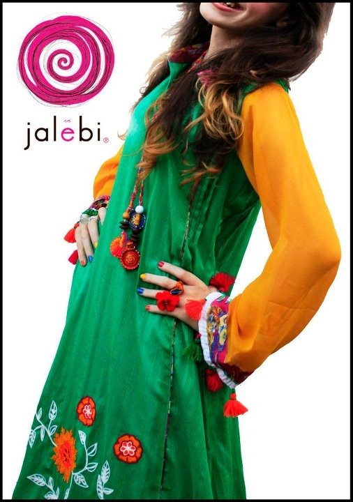 Jalebi summer collection 2012 001 for women local brands
