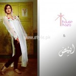 Kause Kaza Latest Kurta Designs For Women 2012 001