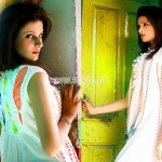 Kause Kaza Latest Kurta Designs For Women 2012 004