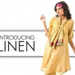 Khaadi Linen 2012 New Collection for Ladies 001