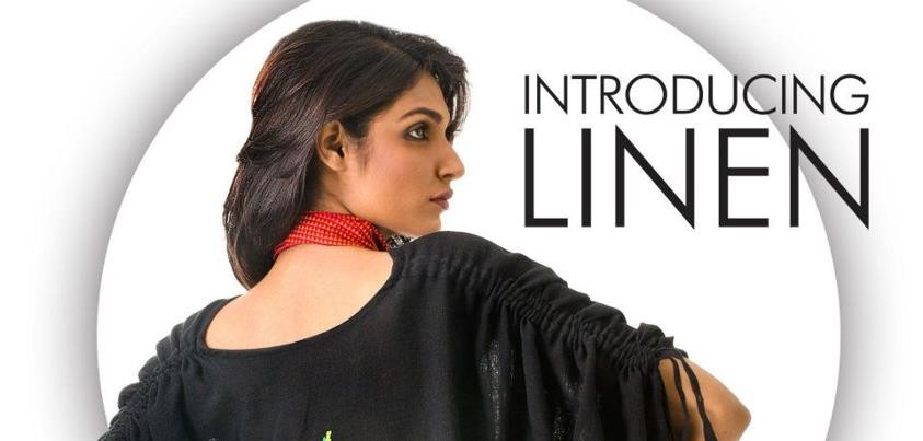 Khaadi Linen 2012 New Collection for Ladies