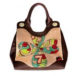 Krizmah 2012 latest Women's bags collection 007