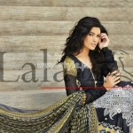 Lala Textiles Latest Brocade Summer Collection 2012 004