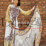 Lala Textiles Latest Summer Brocade Collection 2012 005