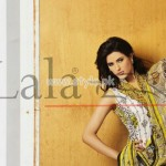 Lala Textiles Latest Summer Brocade Collection 2012 006