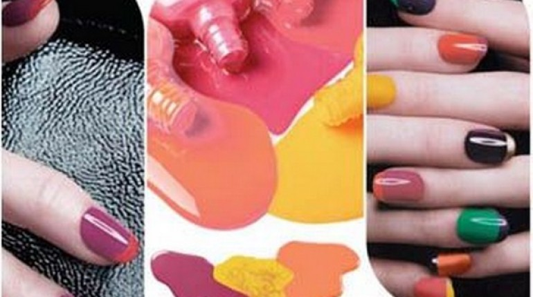 Latest Nail Color Trend 2012 In Summer Season