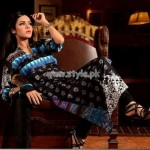 Latest SKD's Lawn Summer 2012 by Meena Bazar 001