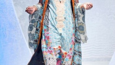 Latest and Exclusive Lawn Dresses By Sadia Lawn in PFW, London 2012 001