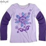 Levi's Tops For Baby Girls Exclusive Collection 2012 003