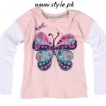 Levi's Tops For Baby Girls Exclusive Collection 2012 006
