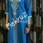 Mehru Summer 2012 Latest Casual Wear Dresses 006