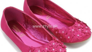 Monsoon Summer 2012 Latest Kids Foot Wears 009