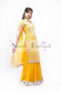Noorz Boutique Mehndi Dresses 2012 For Women 002 200x300 wedding wear