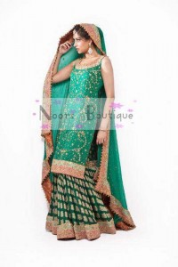 Noorz Boutique Mehndi Dresses 2012 For Women 004 200x300 wedding wear