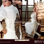 Reeva Lawn Collection For Summer 2012 by Shariq Textiles 001