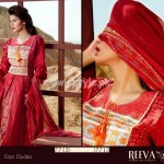 Reeva Lawn Collection For Summer 2012 by Shariq Textiles 002
