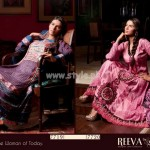 Reeva Lawn For Summer 2012 by shariq Textiles 006