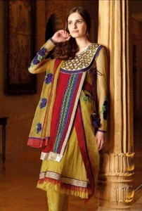 Royal Heritage Summer Shalwar Kameez 2012 001 202x300 for women local brands