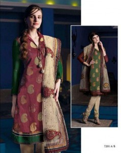 Royal Heritage Summer Shalwar Kameez 2012 004 238x300 for women local brands