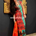 SKD's Lawn Collection By Meena Bazar 2012 011