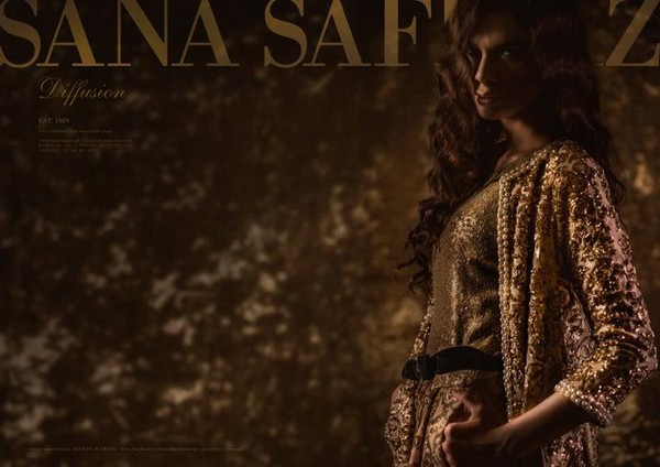 Sana Safinaz Diffusion Collection New Designs 004 for women local brands