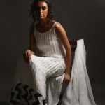 Tazeen Hasan Collection 2012 Latest Casual Dresses