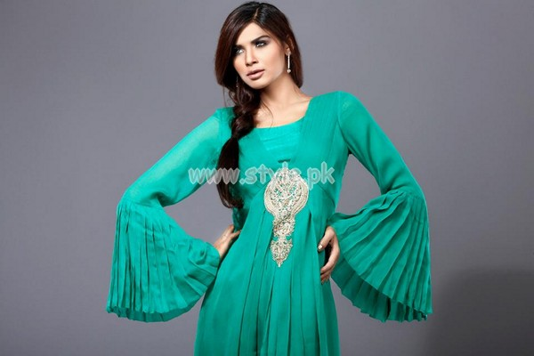 Threads And Motifs Summer 2012 Latest Formal Dresses 008 for women local brands