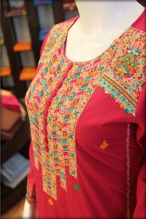 Thredz Handwoven Collection 2012 Volume 1 001 for women local brands