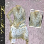 Turn Style 2012 Latest Ready to Wear Dresses 002