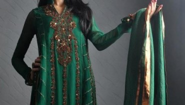 Umsha by Uzma Babar 2012 Collection New Designs