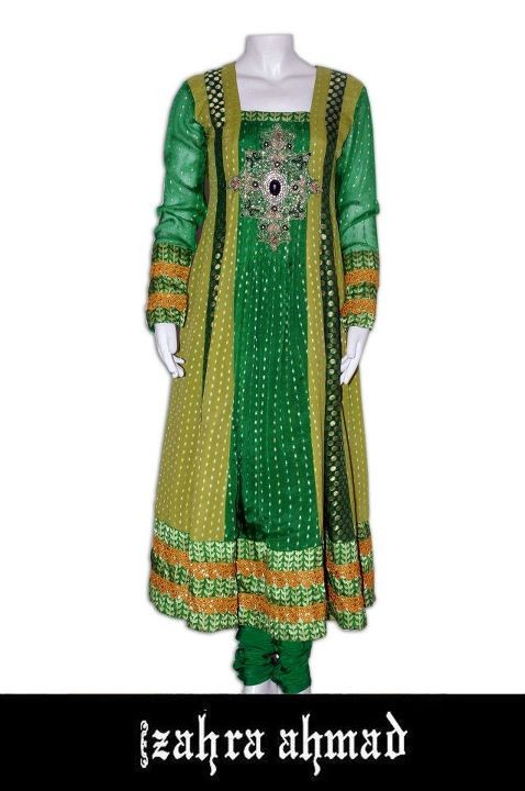 zahra ahmed 2012 summer collection 0