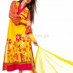 Al-Hamra Textiles Latest Eid 2012 Dresses Of Lawn 003
